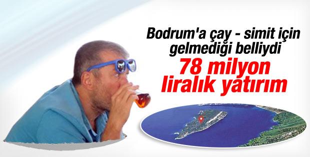 Abramoviç Marmaris'te ada almak istiyor İZLE