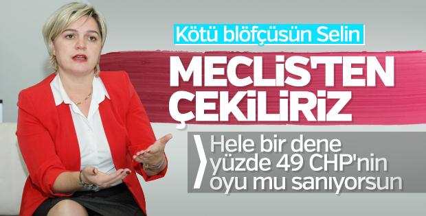 CHP'li Böke: Referandumun şaibeli sonuçlarını tanımıyoruz