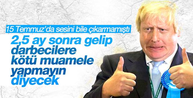 Boris Johnson'ın 3 günlük Türkiye ziyareti