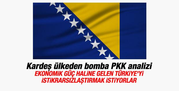 Dağlıca'daki terör saldırısına 7 ülkeden kınama