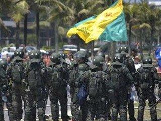 Brezilya'daki gösterilerde bir muhabir öldü
