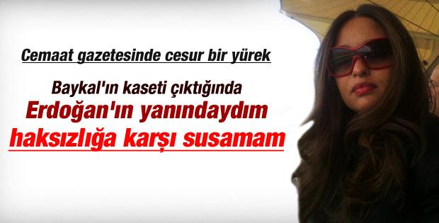 Bugün yazarı Seda Şimşek Baykal iddiasına isyan etti