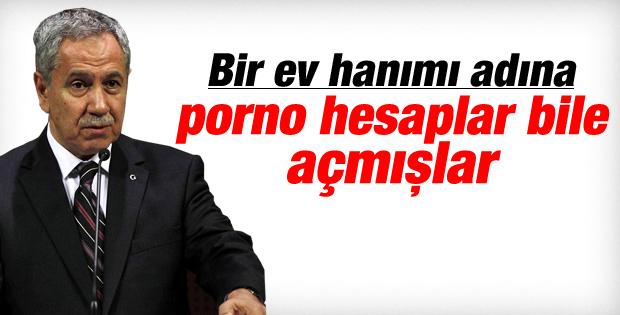 Bülent Arınç'tan twitter açıklaması