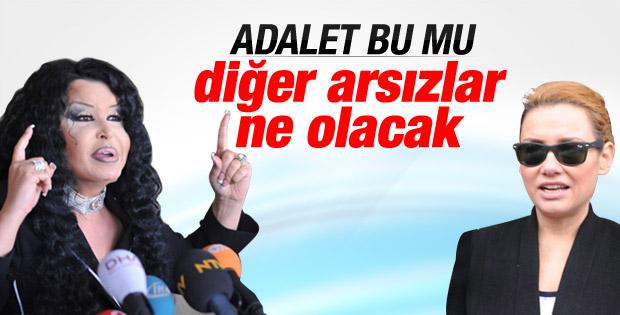 Bülent Ersoy: Bu suçun affı yok ama..