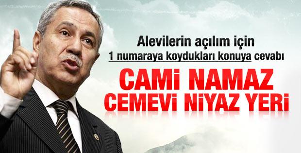Arınç: Erdoğan Cumhurbaşkanı olursa AK Parti'ye ne olur - izle