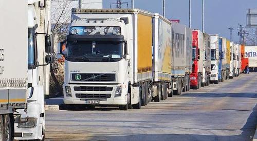 Bulgaristan sınırındaki geçiş belgesi sorunu çözüldü