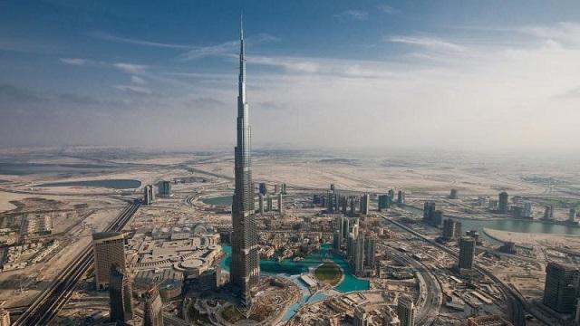 Dubai'deki Burç Halife'de kapıcı sorunu