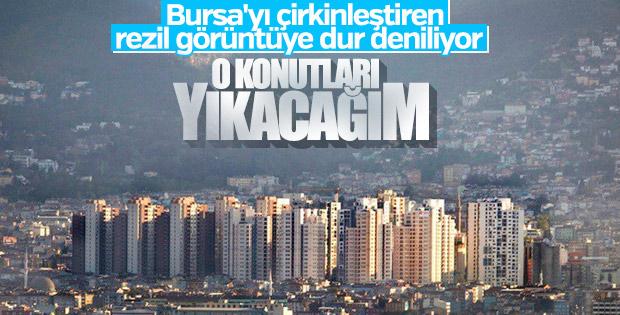 Bursa'daki Doğanbey Toplu Konutları yıkılacak