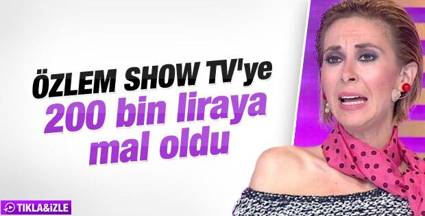 Bu Tarz Benim'in Özlem'i Show TV'yi yaktı İZLE