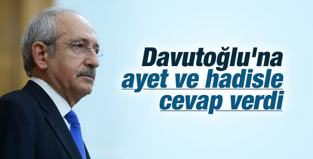 Kemal Kılıçdaroğlu'nun grup toplantısı konuşması İZLE