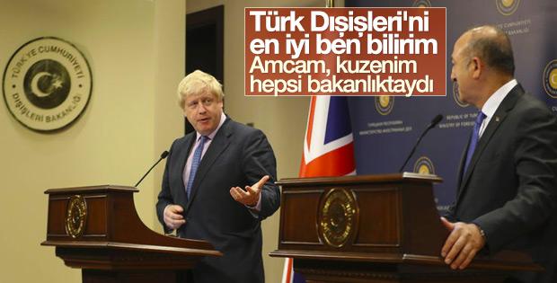 İngiltere Dışişleri Bakanı Türkiye'de
