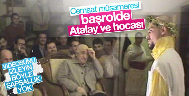 Atalay Demirci'den FETO'ya özel gösteri
