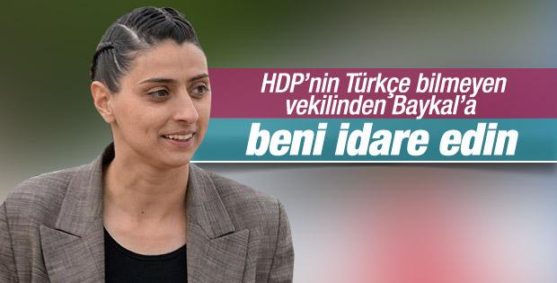 HDP'nin Deniz Baykal'dan özel ricası