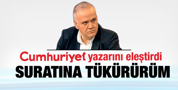 Ahmet Çakar'dan Cüneyt Arcayürek'e sert tepki
