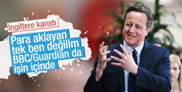 Cameron Panama skandalına karışan medya devlerini ifşa etti