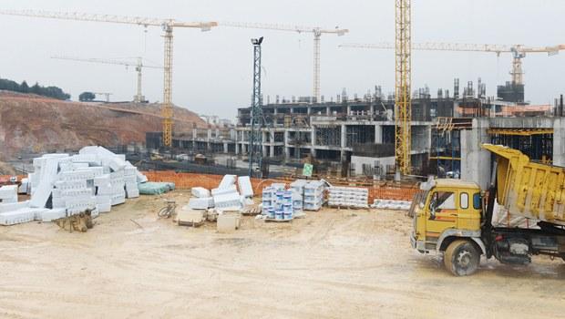 Çamlıca Camii projesi tek şirkete kaldı