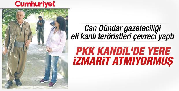 Cumhuriyet'in PKK'yı cici gösterme çabası
