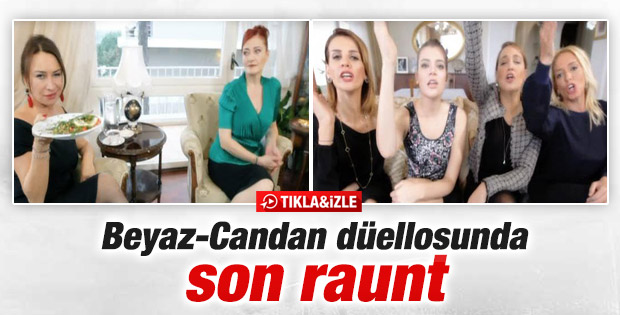 Candan Erçetin'den Beyazıt Öztürk'e yeni kliple yanıt