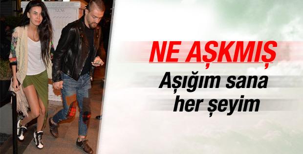 Caner Erkin'den Asena'ya ilan-ı aşk