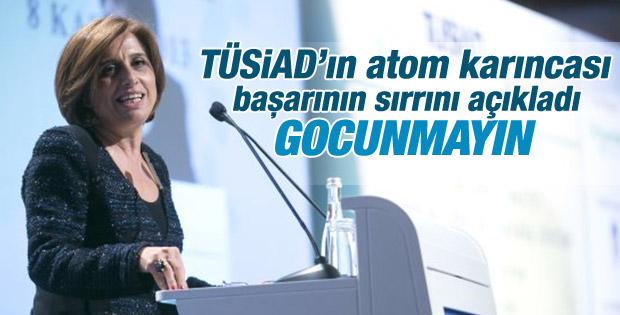 TÜSİAD'ın yeni başkanı başarının sırrını açıkladı