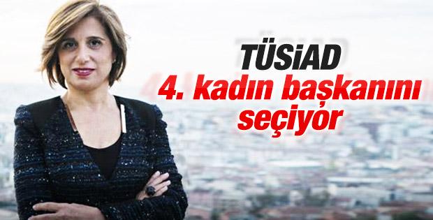 Cansen Başaran Symes TÜSİAD Başkanı oluyor