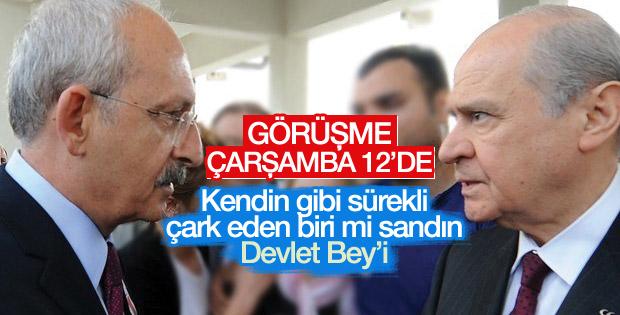 Kılıçdaroğlu'ndan randevu talebi