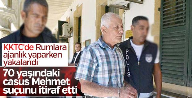 Rumların Türk ajanı 16 günde 201 fotoğraf çekti