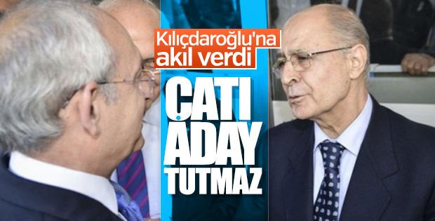 Ahmet Necdet Sezer çatı adaya karşı