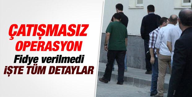46 Türk IŞİD'den nasıl kurtarıldı İZLE