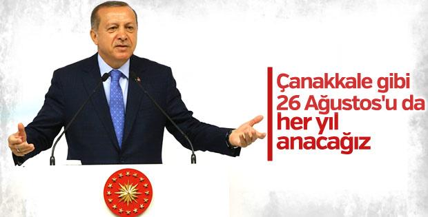 Cumhurbaşkanı Malazgirt Zaferi'nin anılacağını açıkladı