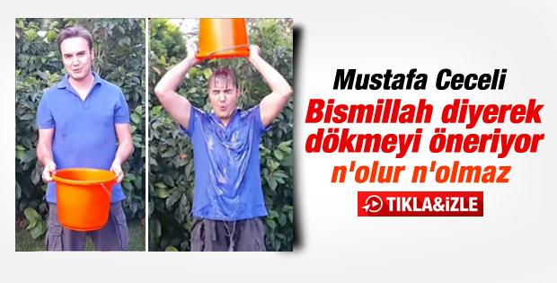 Mustafa Ceceli de ALS için meydan okudu
