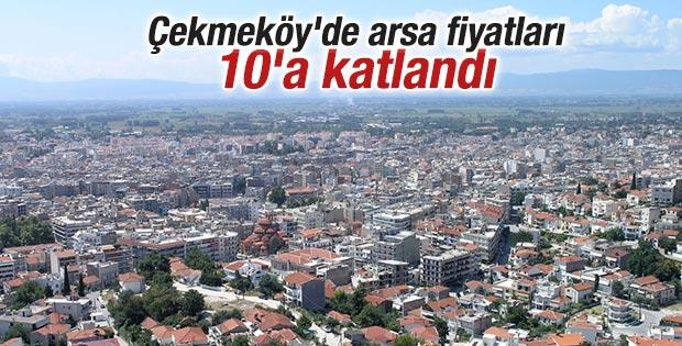 Çekmeköy İstanbul'un yeni cazibe merkezi oluyor