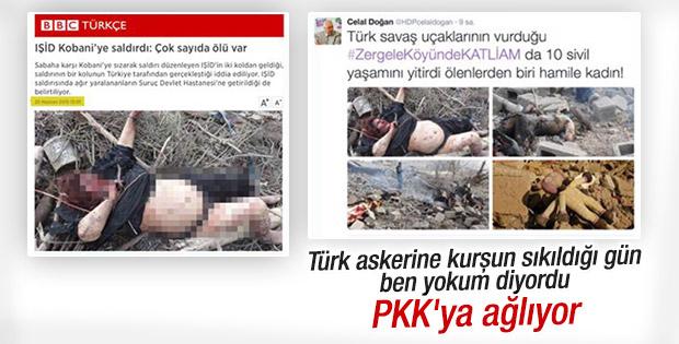 Celal Doğan PKK'ya ağlıyor