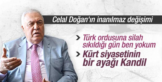 HDP'li Doğan: Kürt siyasetinin bir kanadı Kandil'dir