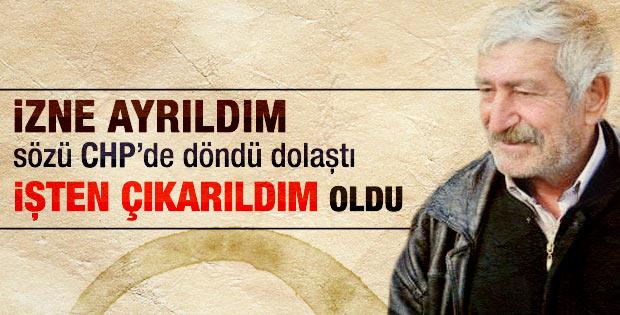 Kılıçdaroğlu'nun kardeşini işten çıkarttılar