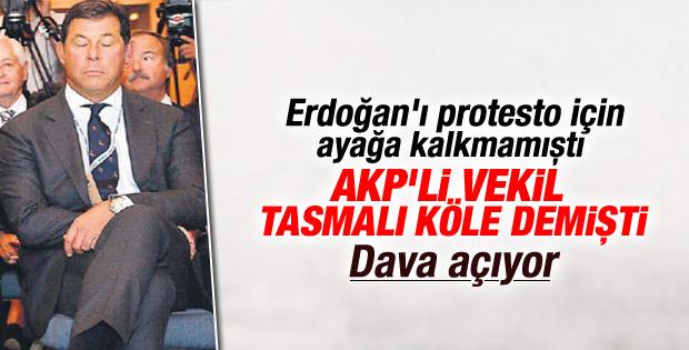 Cem Boyner AK Partili Oktay Saral'a dava açıyor