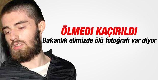 Cem Garipoğlu ölmedi kaçırıldı iddiası fotoğrafla yalanlandı