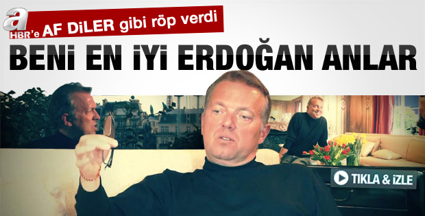 Cem Uzan: Beni en iyi Erdoğan anlar