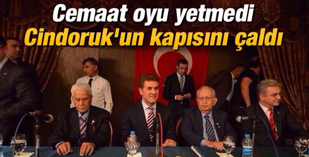 Cindoruk'tan Mustafa Sarıgül'e destek