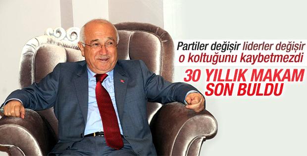 Cemil Çiçek'ten Başbakan Davutoğlu'na veda ziyareti