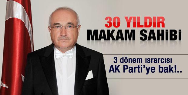AK Parti'nin Meclis Başkanı Adayı Cemil Çiçek