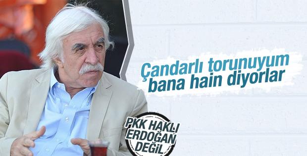 Cengiz Çandar: Bir yanım Çandarlı bir yanım Osmanlı