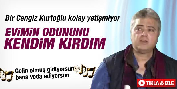 Cengiz Kurtoğlu: Kiralayamadığım evi 20 günde aldım - izle