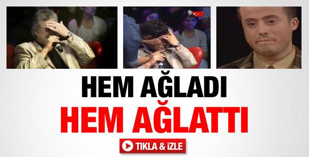 Cengiz Kurtoğlu Veliaht'ta ağladı