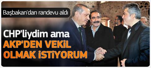 Cengiz Kurtoğlu AKP'den vekil olmak istiyor