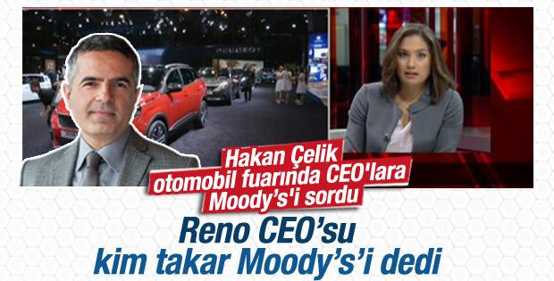 Yatırımcılar Moody's'in kararını takmıyor