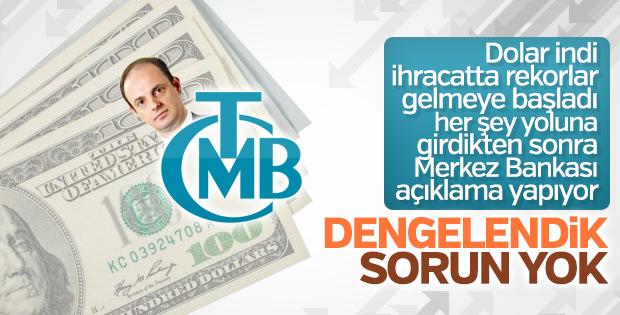 TCMB Başkanı'ndan ekonomide son durum açıklaması