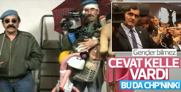 CHP'nin Cevat Kelle'si Ali Şeker