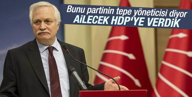 CHP'de HDP'ye oy verme tartışması
