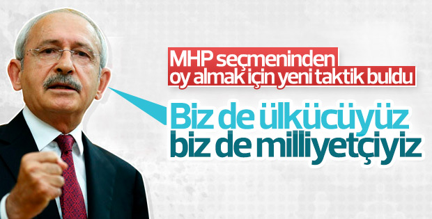 CHP MHP'nin güçlü olduğu illere yoğunlaşacak
